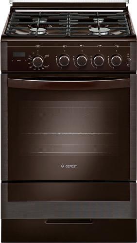 Плита GEFEST 5300-03 0047, коричневая 5300-03 0047 коричневый