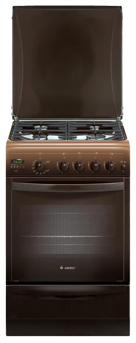 Плита GEFEST 5100-04 0001 коричневая