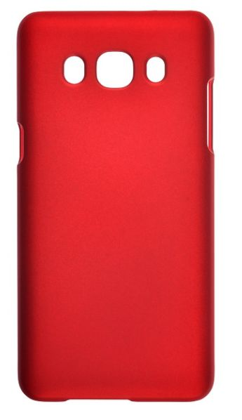 SkinBox для Samsung Galaxy J5 (2016) Серия 4People (красный)