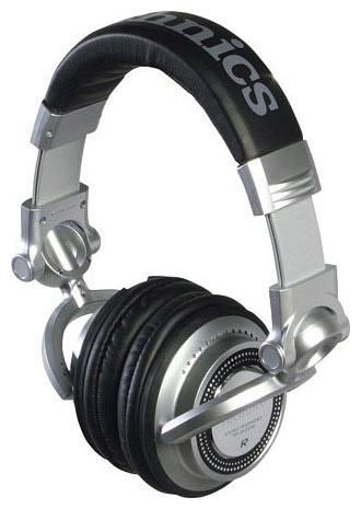 Panasonic RP-DH1200E-S Technics silver