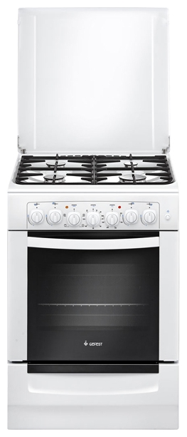 Плита GEFEST 6102-02, белая 6102-02 белый