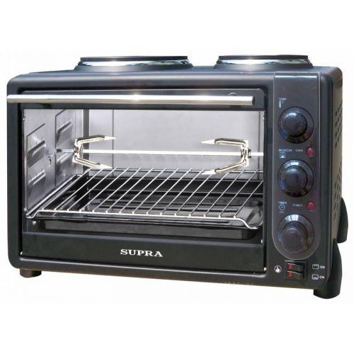 Мини-печь, ростер SUPRA MTS-342 34л. 1600Вт черная 342 черный