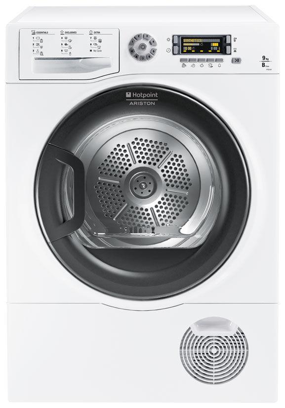 Сушильная машина для белья Hotpoint-Ariston FTCD 97B 6H (EU) белый