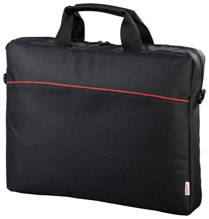 Сумка для ноутбука HAMA Tortuga Notebook Bag 17.3, чёрная 00101240