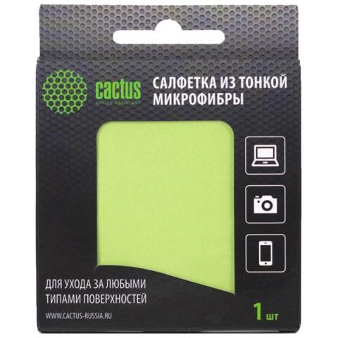 Чистящая принадлежность для ноутбука CACTUS Салфетки для экрана CS-MF01