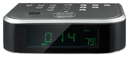 Радиоприемник Mystery MCR-66, серебристый MCR-66 SILVER