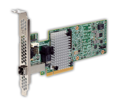 Контроллер Avago MegaRAID SAS 9380-4i4e, (05-25190-02)