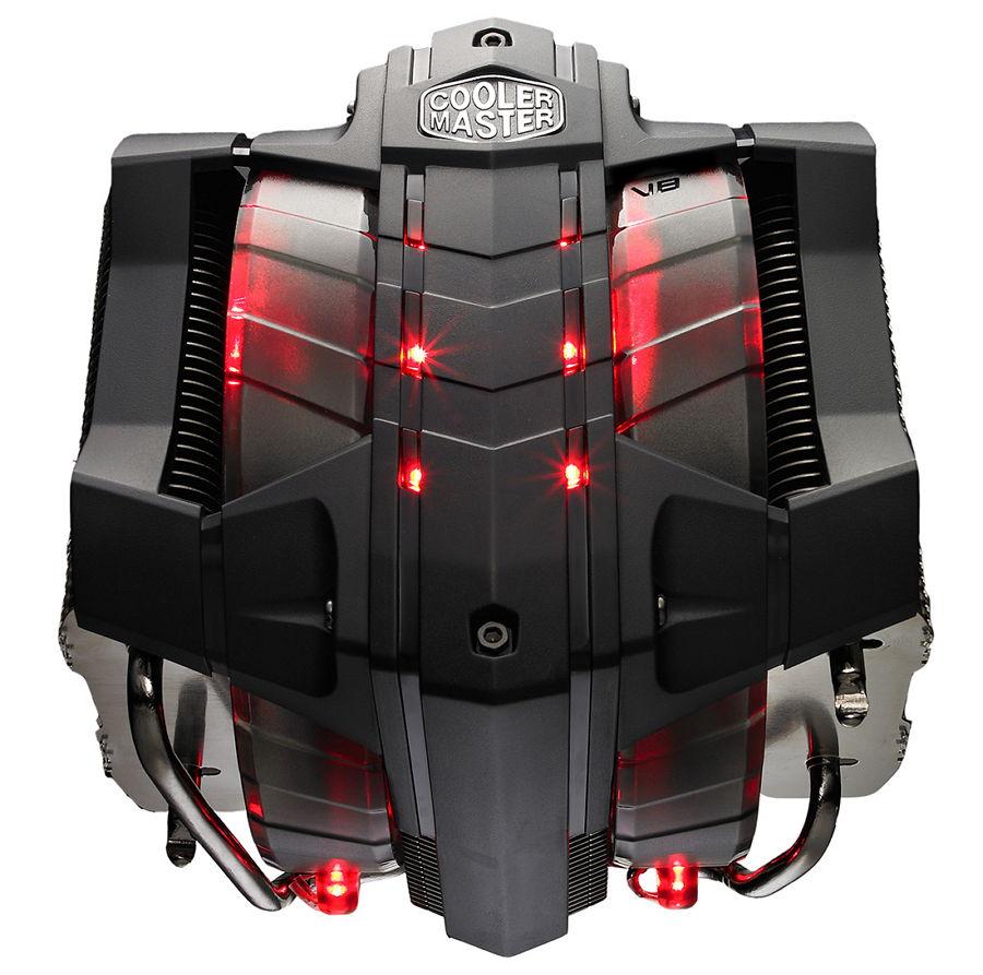 Кулер Cooler-Master V8 Ver.2 (RR-V8VC-16PR-R2), 250 Вт