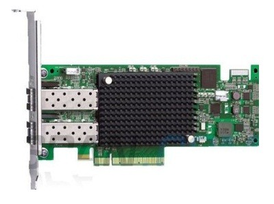 Контроллер LSI-LOGIC LPe16002B-M6 (оптоволоконный, 2 порта)
