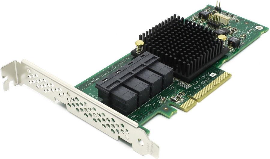 ���������� Adaptec ASA-71605H (PCI-E - 16 SAS/SATA) 2278300-R