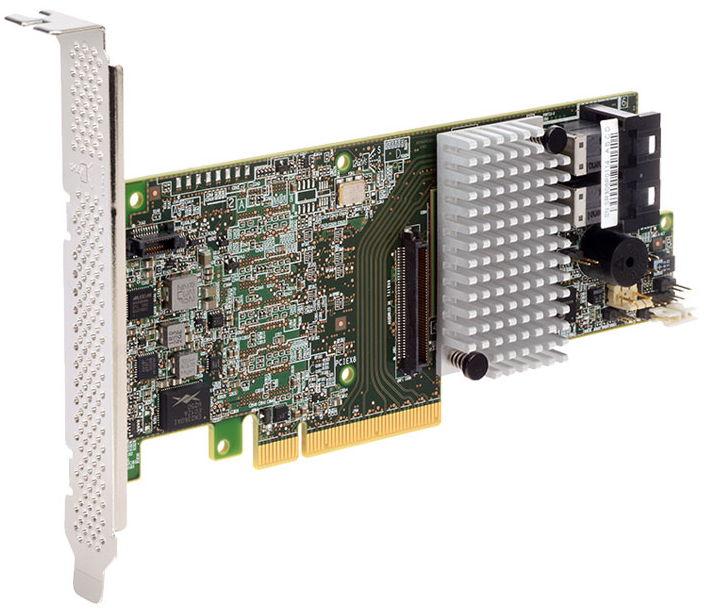 ���������� Intel RS3DC080-934643 (PCI-E - 128 SAS/SATA, RAID 0-60, ��� �������) RS3DC080934643