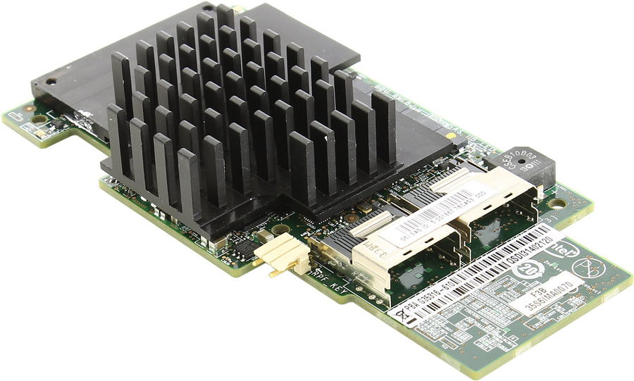 ���������� Intel RMS25CB080-924871 (PCI-E - 128 SAS/SATA, RAID 0-60, ��� �������) RMS25CB080924871
