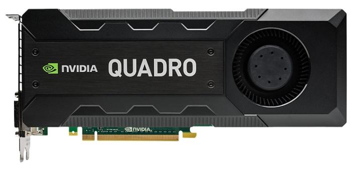 Видеокарта профессиональная PNY PCI-Ex Quadro K5200 VCQK5200-PB