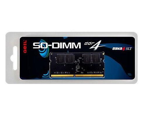 ������ ������ Geil GS48GB2133C15S (DDR4, 8Gb, 2133MHz, CL15-15-15-36, SODIMM)