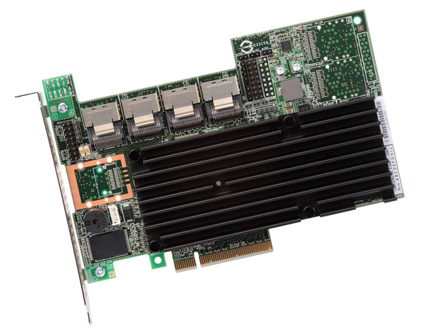 Контроллер LSI-LOGIC LSI Logic MegaRAID SAS 9260-16i (LSI00208) SGL