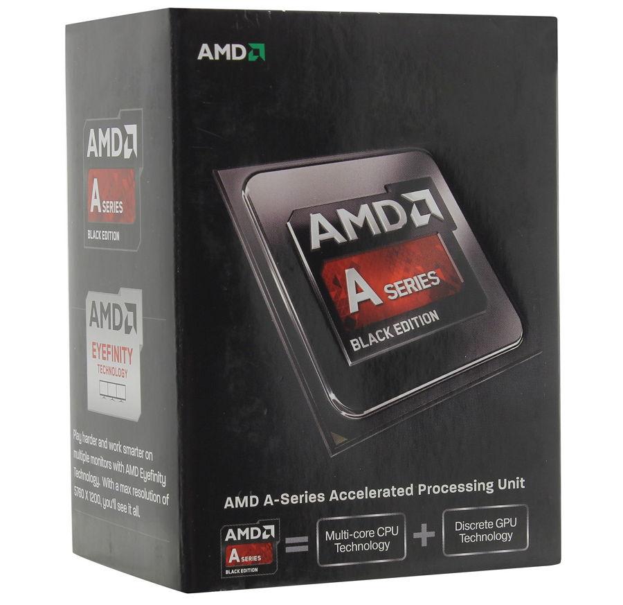 Процессор AMD A6-6400K Richland (FM2, L2 1024Kb, Retail) AD640KOKHLBOX