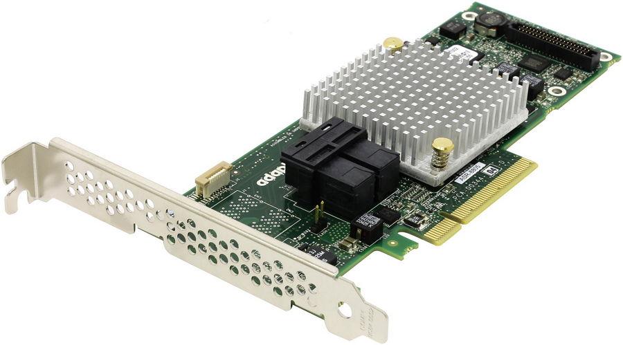 ���������� Adaptec ASR-8805 SG (PCI-e - SAS/SATA, RAID 0-60), oem 2277500-R