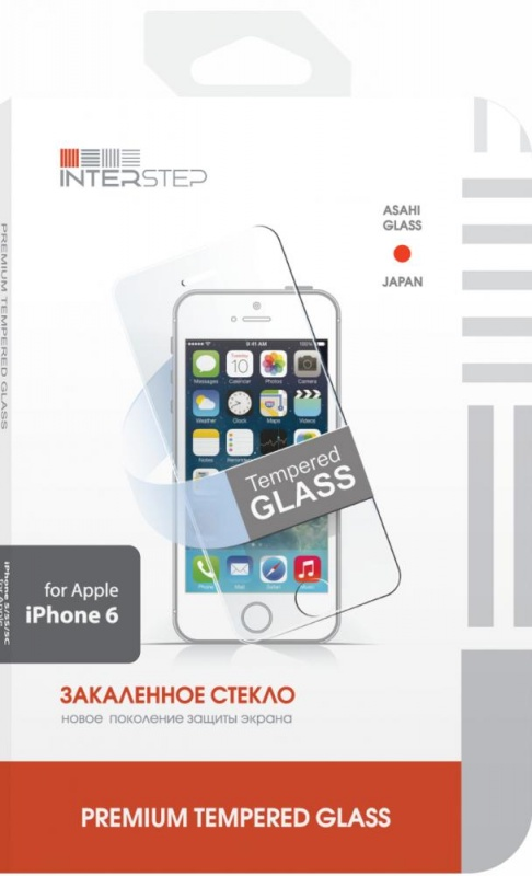 �������� ������ ��� ��������� InterStep ��� iPhone 6, ��������� IS-SF-IPH6PLCMV-000B201