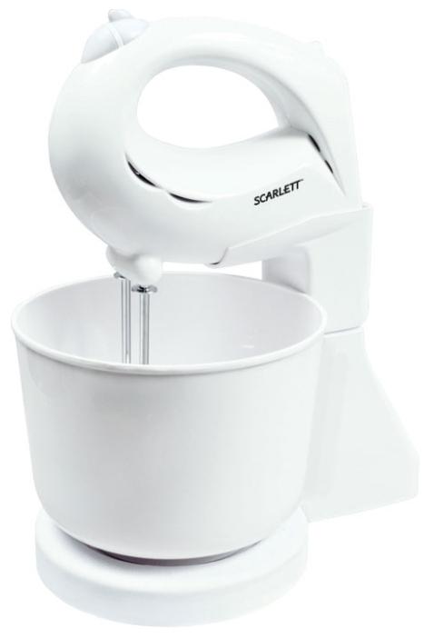 Миксер Scarlett SC-048, белый SC048 белый