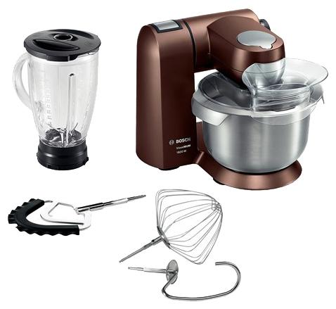 Кухонный комбайн Bosch MUMXL20C, коричневый