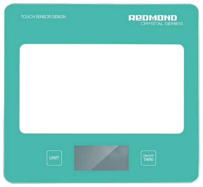 Кухонные весы Redmond RS-724, голубые RS-724 голубой