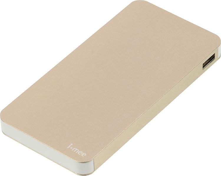 Аксессуар для телефона Melkco IMMP06M (6000 mAh), золотистый IMMP06MGD