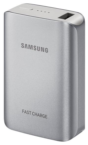 Аксессуар для телефона SamsungEB - PG930BSRGRU, серебристый EB-PG930BSRGRU