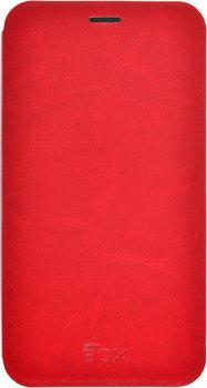 SkinBox Lux для Meizu M3 Note, красный