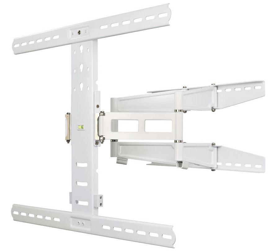 Кронштейн HAMA H-108759 (37-70'', до 35 кг, наклон, поворот), белый H-108759 белый