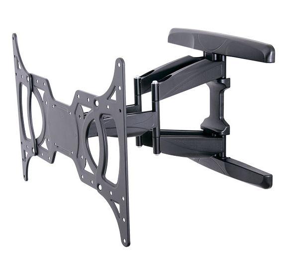 Кронштейн Tuarex OLIMP-8001 (15-55'', до 45 кг, наклон, поворот), чёрный OLIMP-8001 черный