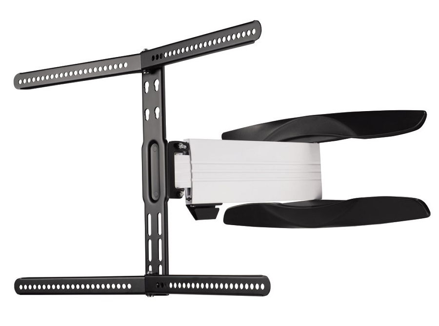 "Кронштейн HAMA H-118634 (32-65"", до 40 кг, наклон, поворот), черно-белый"