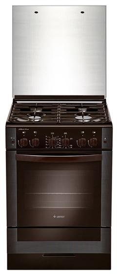 Плита GEFEST 6300-02 0047, коричневая 6300-02 0047 коричневый