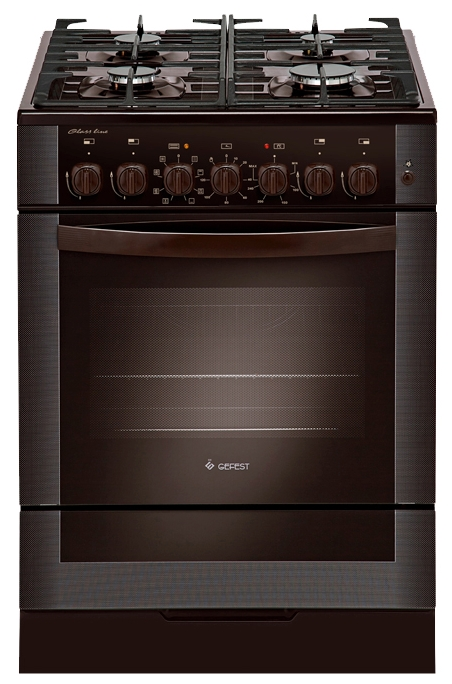 Плита GEFEST 6502-03 0030, коричневая 6502-03 0030 коричневый