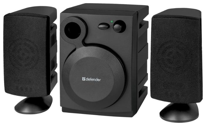 Компьютерная акустика Defender Z3, черный 65507