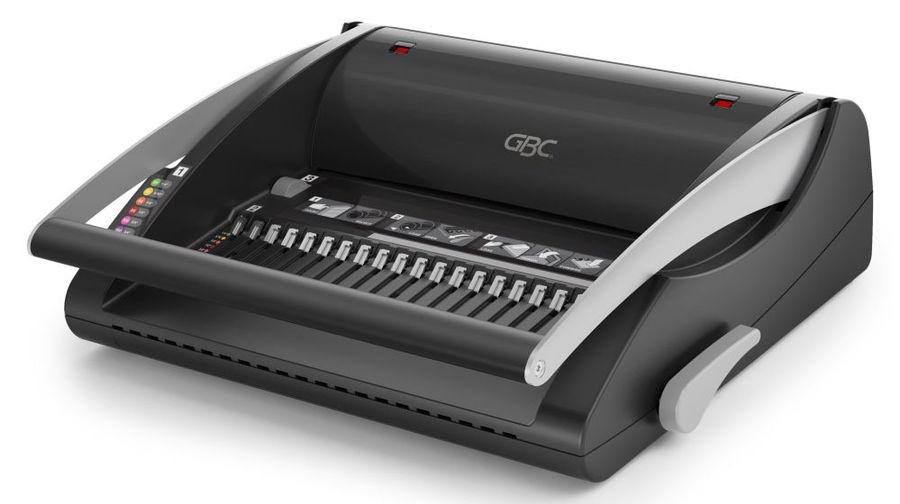 Брошюратор GBC CombBind 200 A4, черный 4401845
