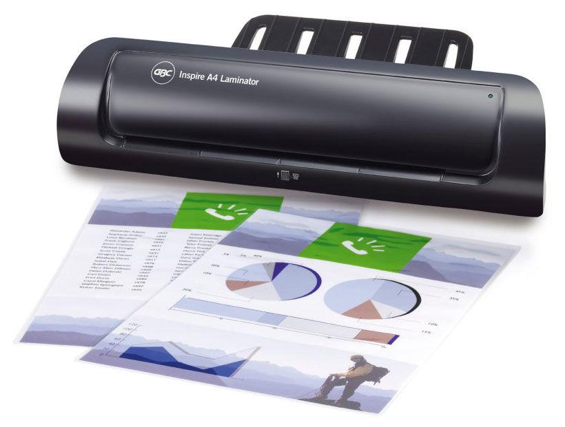 Ламинатор GBC Inspire A4, черный 4400304EU