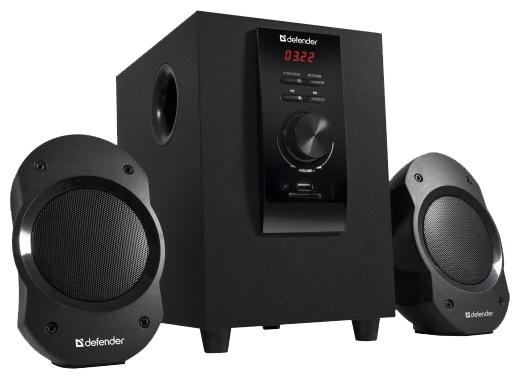 Компьютерная акустика Defender 2.1 Sirocco S10 Pro 65810