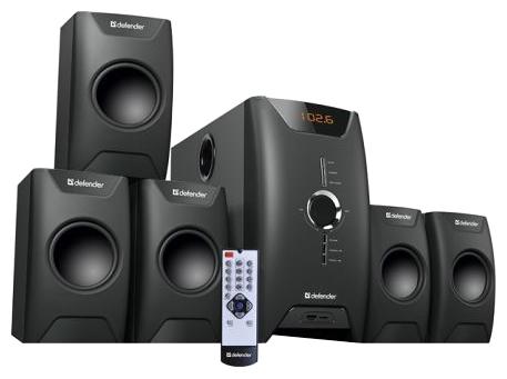 Компьютерная акустика Defender 5.1 Orchestra M80 65580