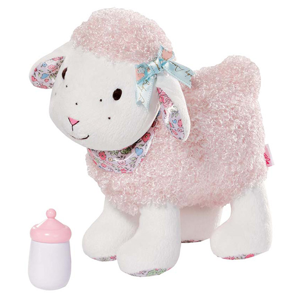 Игрушка мягкая ZAPF Baby Annabell, Овечка функциональная, 23 см 116715