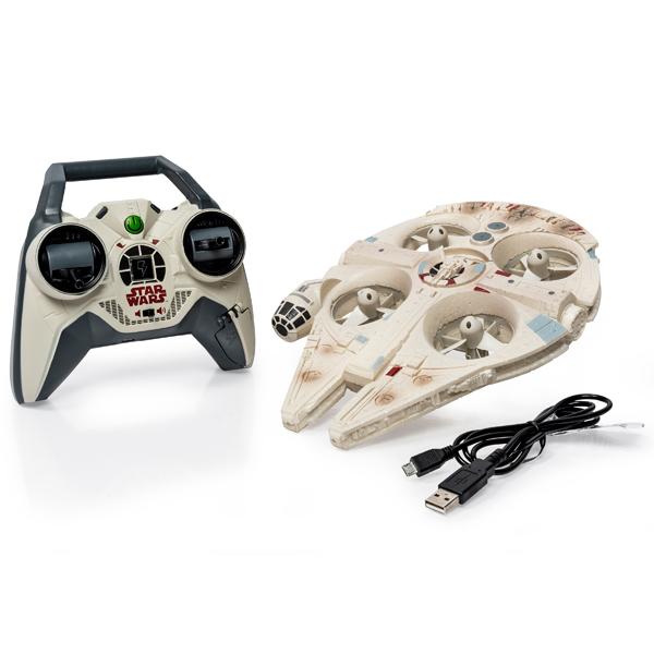 Радиоуправляемая модель Air-Hogs Star Wars Spin Master Air Hogs Сокол тысячелетия