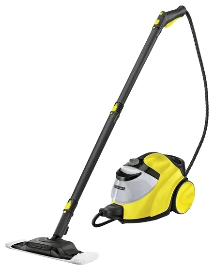 Пароочиститель-отпариватель Karcher SC 5, желтый/черный SC 5 желтый/черный