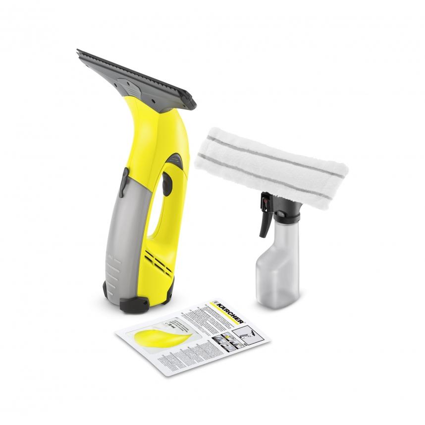 Стеклоочиститель Karcher WV50 Plus, желтый/черный WV50 Plus желтый/черный