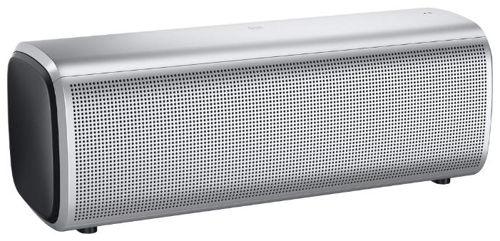 Портативная акустика DELL 520-AAGR 2.0, серебристая