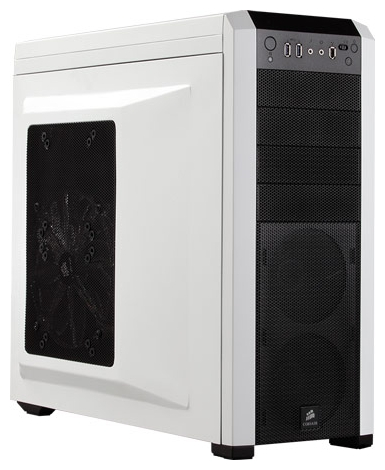 ������ Corsair Carbide Series 500R (CC-9011013-WW) White/Black