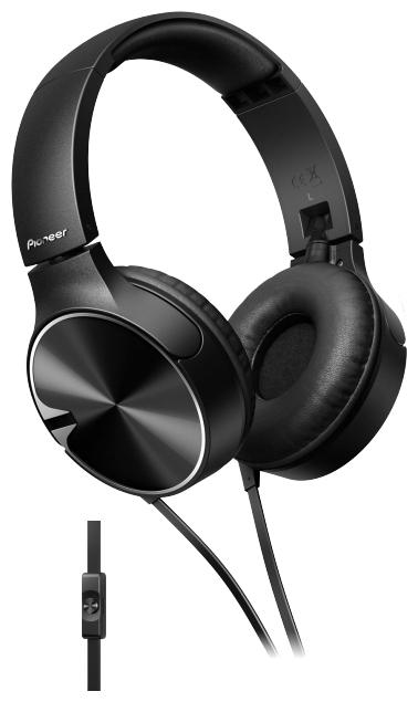 Pioneer SE-MJ722T-K, черная