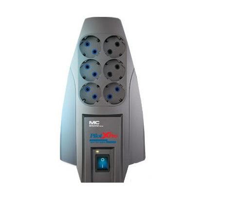 Сетевой фильтр Zis-Company Pilot X - Pro 3м, серый Pilot X-Pro 3м