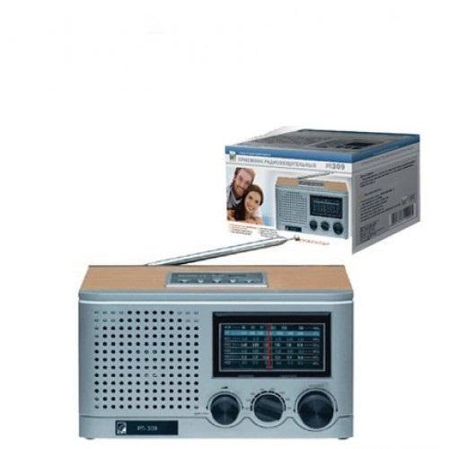 Радиоприемник Signal БЗРП РП-309, серый