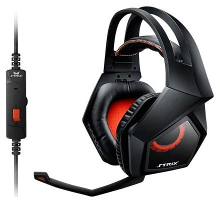 ASUS Strix 2.0 черные