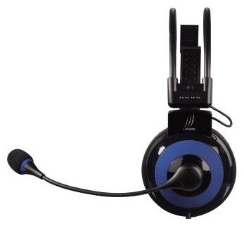 HAMA uRage Vibra, черно-синяя