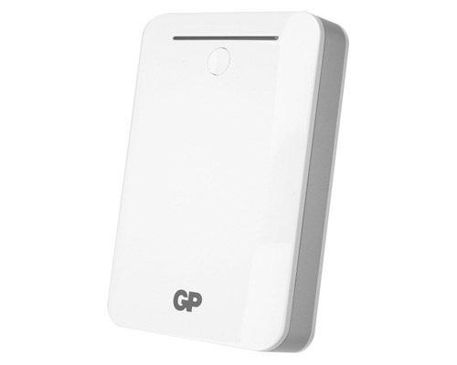 Аксессуар для телефона GP-(Gold-Peak) Portable PowerBank GL301WE-2CR1, белый/черный/серебристый GP GL301WE-2CR1